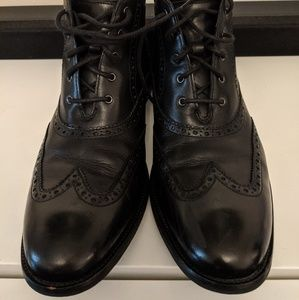 Cole Hann Brogue Boots size 10